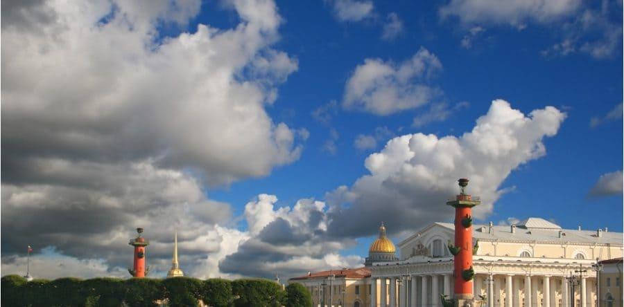 Grand SPb (city tour + Peterhof + Hermitage)