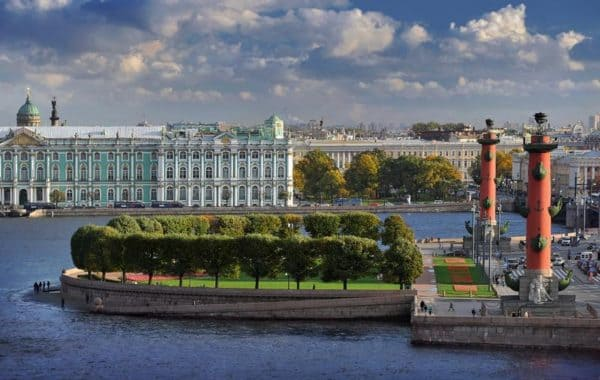 Best of SPb (city tour + Hermitage)