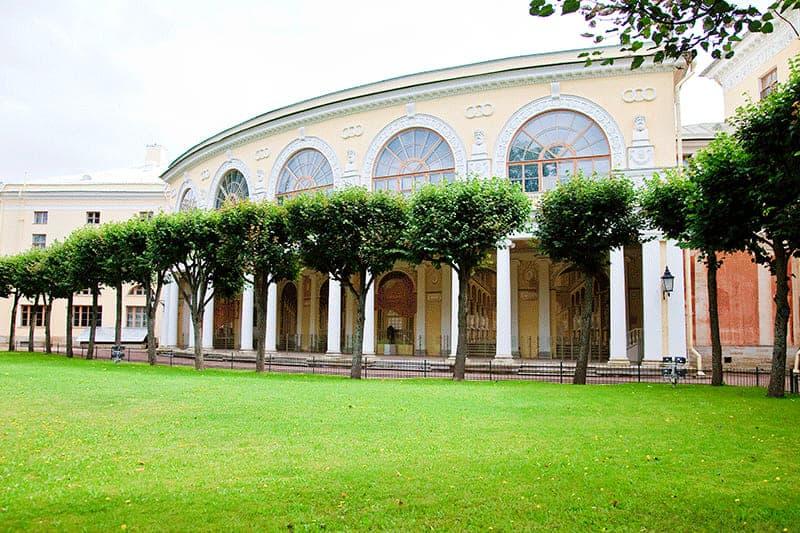 Экскурсия в Гатчину (дворец+парк)