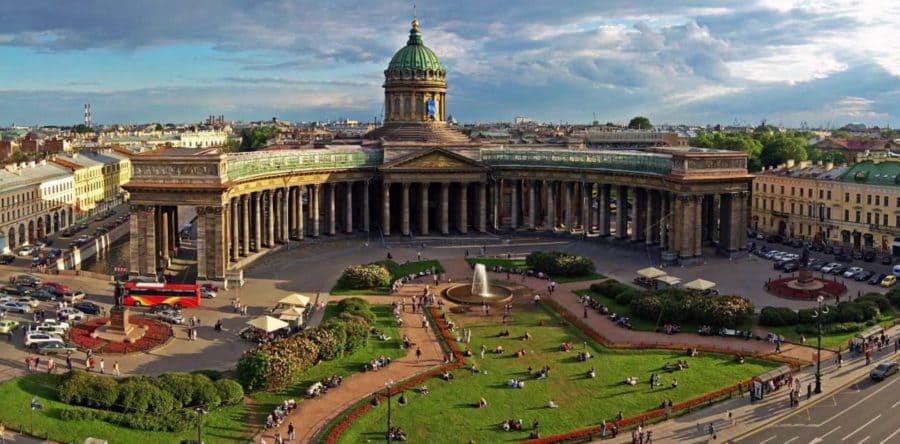 Малая автобусная экскурсия по Санкт-Петербургу