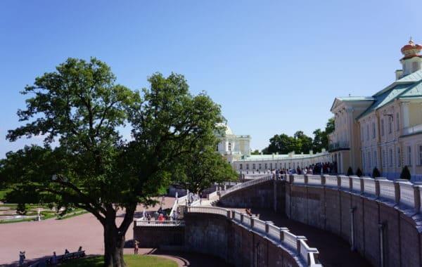 Экскурсия в Ораниенбаум (Меншиковский дворец) + Кронштадт
