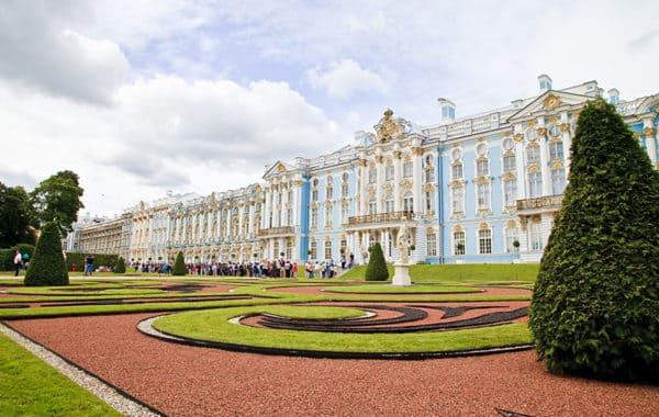 Экскурсии в Пушкин (Екатерининский дворец + Янтарная комната)