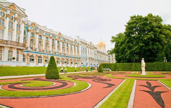 Пушкин+Павловск