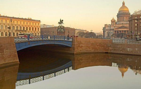 Экскурсия «Мосты повисли над водами» (для детей и родителей)