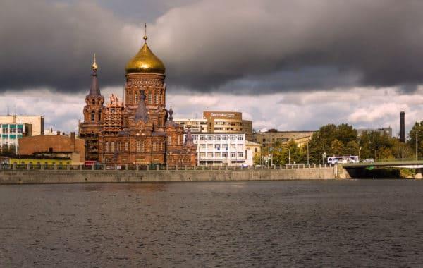 Золотая риза Петербурга. Часть 3