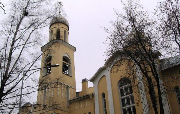 Золотая риза: православные церкви Санкт-Петербурга. Часть 6