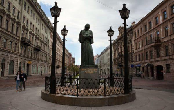Экскурсия «Н. В. Гоголь в Петербурге»