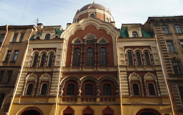 Золотая риза: монастыри Петербурга. Часть 8.