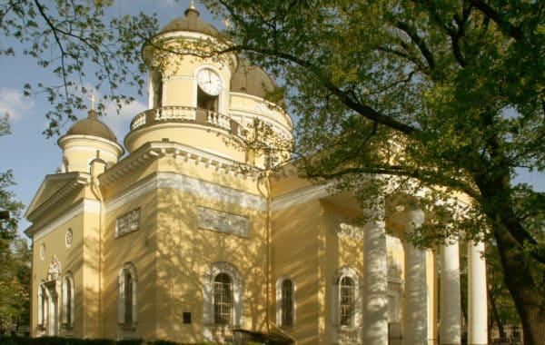Золотая риза Петербурга. Какие храмы посмотреть в Петербурге? Часть 7