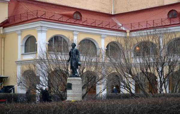 Экскурсия «Пушкин в Петербурге»