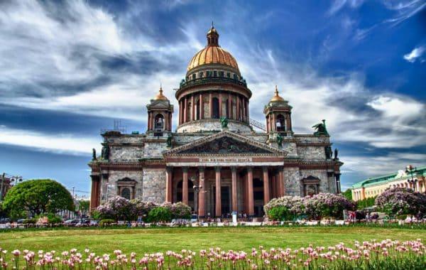 Тур в Санкт-Петербург 4 дня/3 ночи