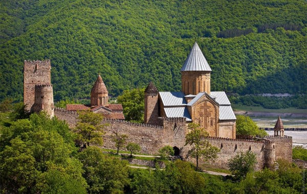 Трехдневный тур в Грузию (Sighnaghi – Mckheta)