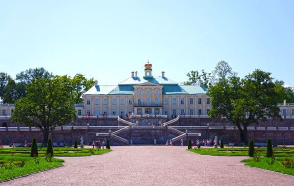 Ораниенбаум + Меншиковский дворец